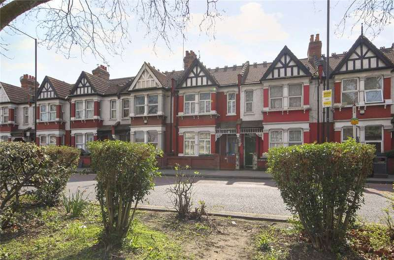 4 Bedrooms Terraced House for sale in Alfoxton Avenue, Turnpike Lane, London, N15
