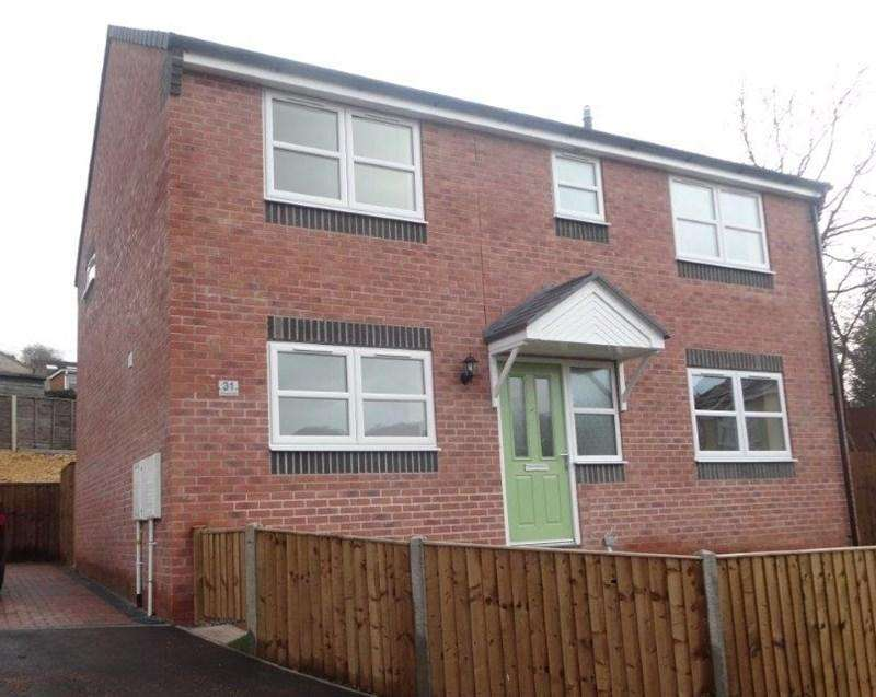 4 Bedrooms Detached House for sale in Edmunds Way, Cinderford