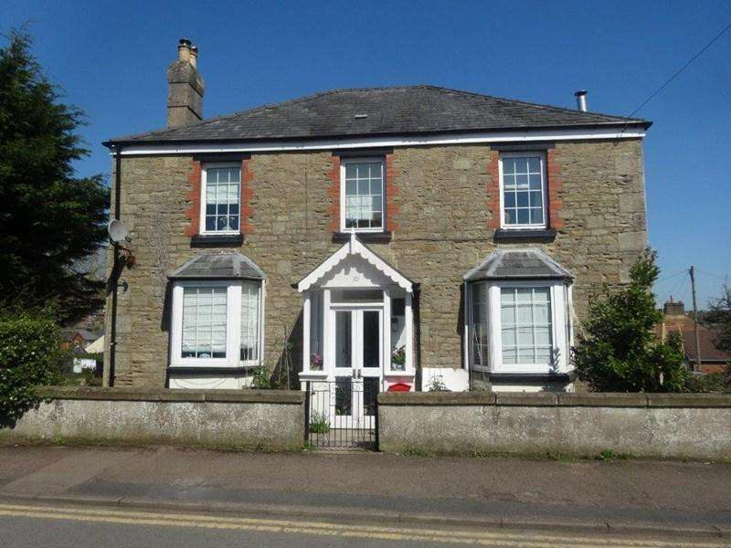 4 Bedrooms Detached House for sale in Bowens Hill Road, Coleford