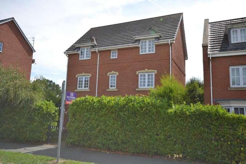 4 Bedrooms Detached House for sale in Manhatten Gardens, Great Sankey, Warrington