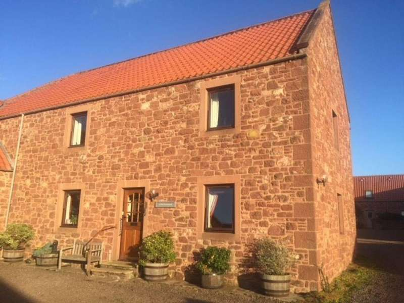 2 Bedrooms Ground Flat for sale in 2 The Courtyard, Spott, Dunbar, EH42 1RA