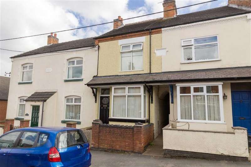 2 Bedrooms Terraced House for sale in Danvers Road, Mountsorrel, LE12