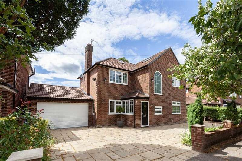 3 Bedrooms Detached House for sale in Highfield Park, Heaton Mersey, Stockport, SK4