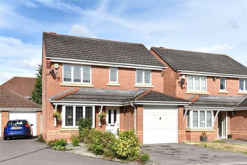 3 Bedrooms Detached House for sale in Bentley Drive, Arborfield, Reading, Berkshire, RG2