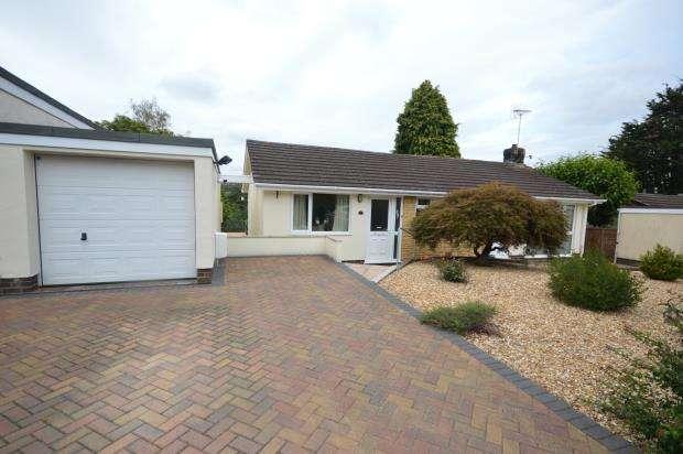 3 Bedrooms Detached Bungalow for sale in St Idas Close, Ide, Exeter, Devon
