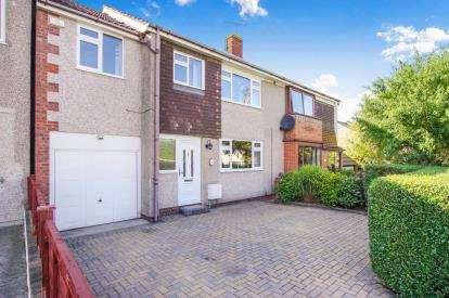 4 Bedrooms Semi Detached House for sale in Park Lane, Frampton Cotterell, Bristol, .