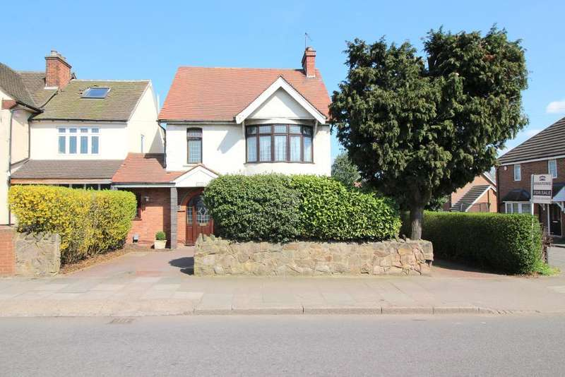 3 Bedrooms Detached House for sale in Montrose Avenue, Luton, Bedfordshire, LU3 1HS