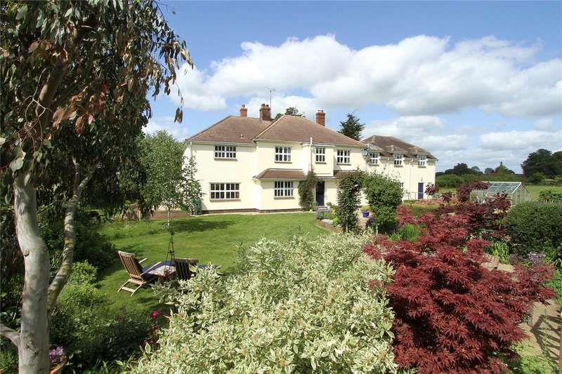 5 Bedrooms Detached House for sale in Down End, Chieveley, Newbury, RG20