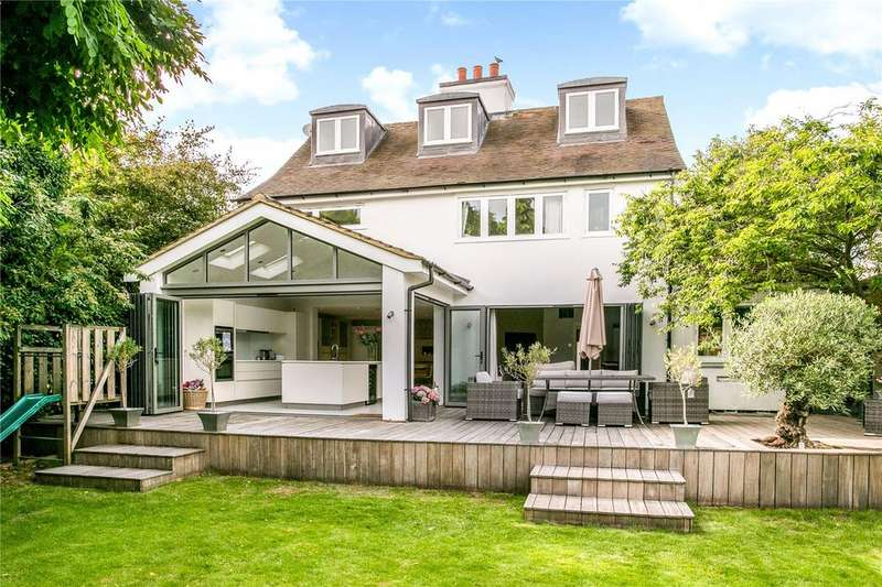 5 Bedrooms Detached House for sale in Central Marlow, Buckinghamshire, SL7