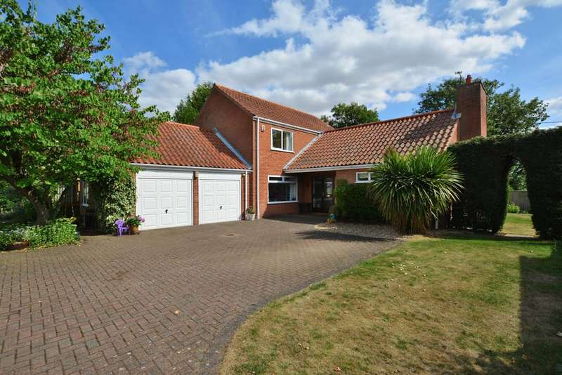 3 Bedrooms Detached House for sale in Main Street, Fiskerton