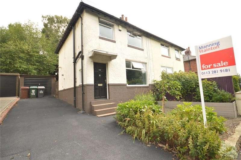 3 Bedrooms Semi Detached House for sale in Vesper Road, Kirkstall, Leeds