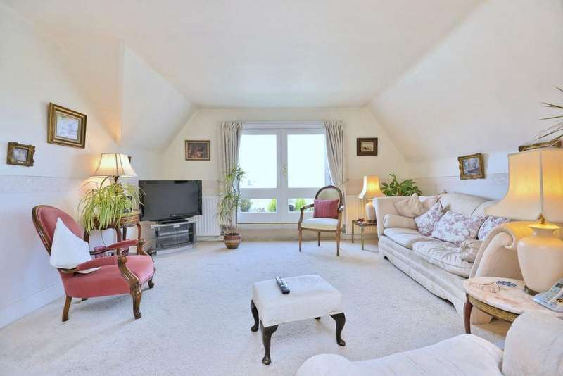 2 Bedrooms Apartment Flat for sale in Castelnau, Barnes, SW13