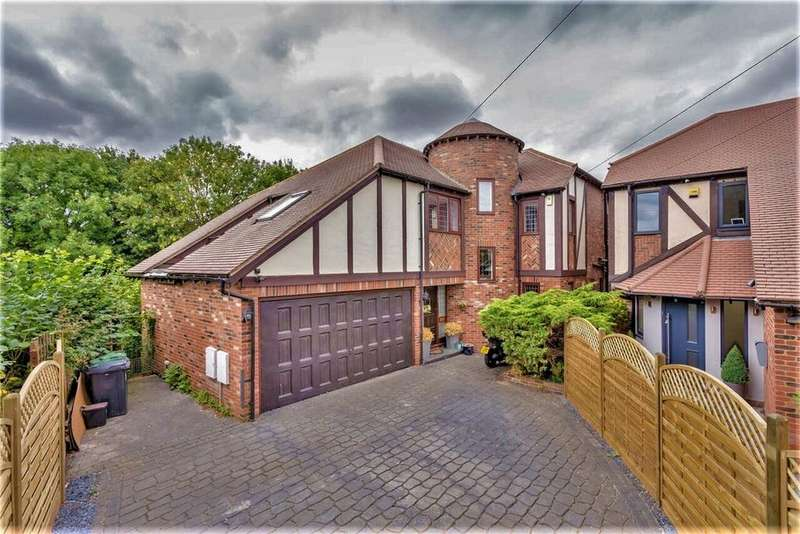 5 Bedrooms Detached House for sale in Bentfield Green, Stansted Mountfitchet, Essex