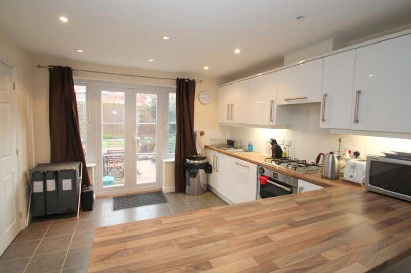 3 Bedrooms Link Detached House for sale in Little Foxburrows, Abbey Fields, Colchester