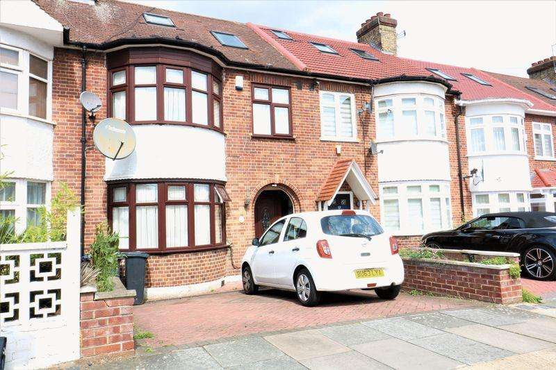 4 Bedrooms Terraced House for sale in 4 Bedroom Terraced House For Sale