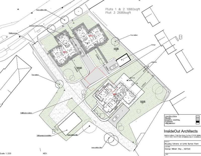 Land Commercial for sale in George Williams Way, Kennington, Ashford