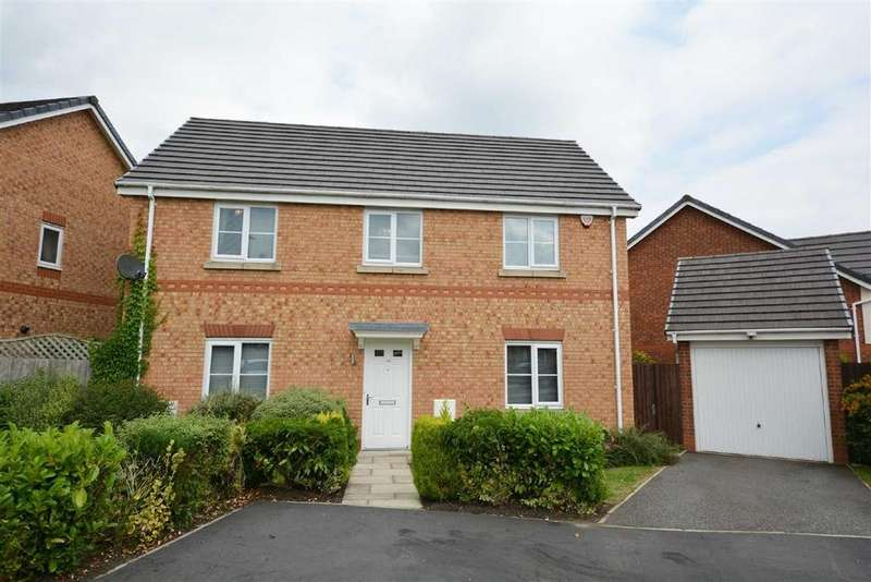 4 Bedrooms Detached House for sale in Derbyshire Road, Winstanley, Wigan, WN3