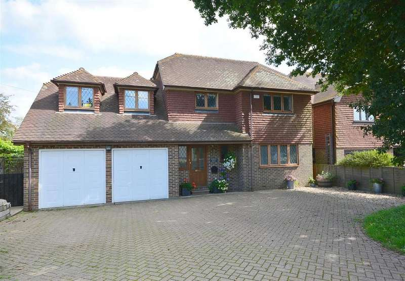 4 Bedrooms Detached House for sale in Manchester Road, Ninfield