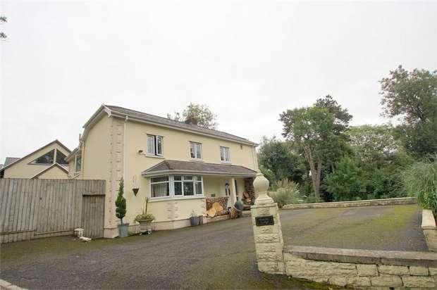 5 Bedrooms Detached House for sale in Pen-Y-Fai, Bridgend, Mid Glamorgan