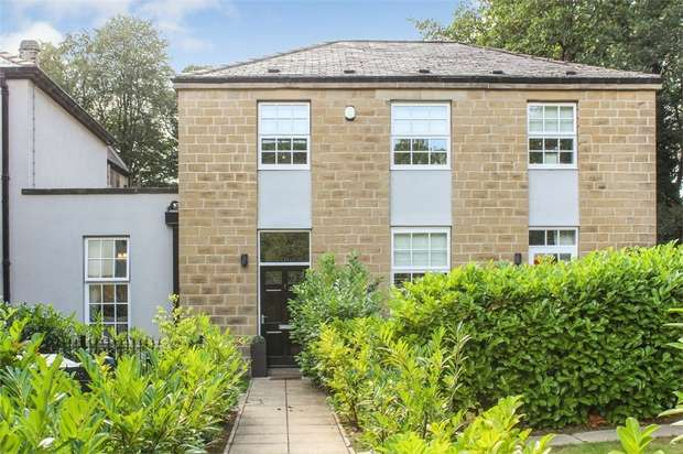 3 Bedrooms Link Detached House for sale in Chapel Lane, New Farnley, Leeds, West Yorkshire