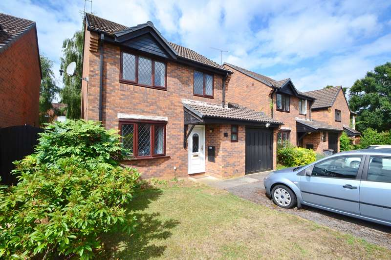3 Bedrooms Detached House for sale in Valley Park