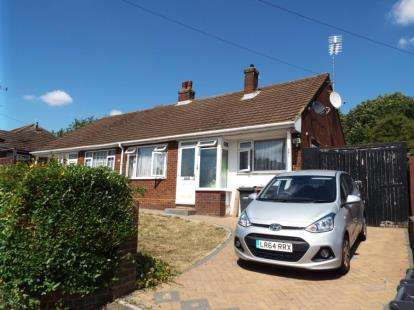 2 Bedrooms Bungalow for sale in Ashcroft Road, Luton, Bedfordshire