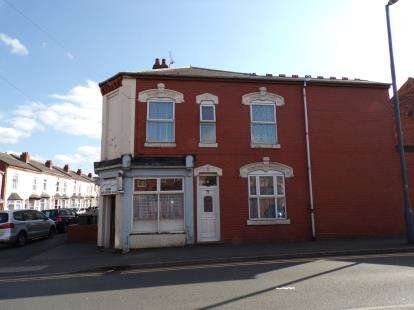 3 Bedrooms End Of Terrace House for sale in Taunton Road, Balsall Heath, Birmingham, West Midlands