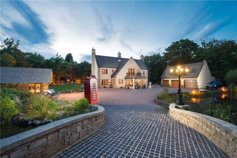 6 Bedrooms Detached House for sale in Pinkfield Lane, Tanworth-in-Arden, Solihull, B94