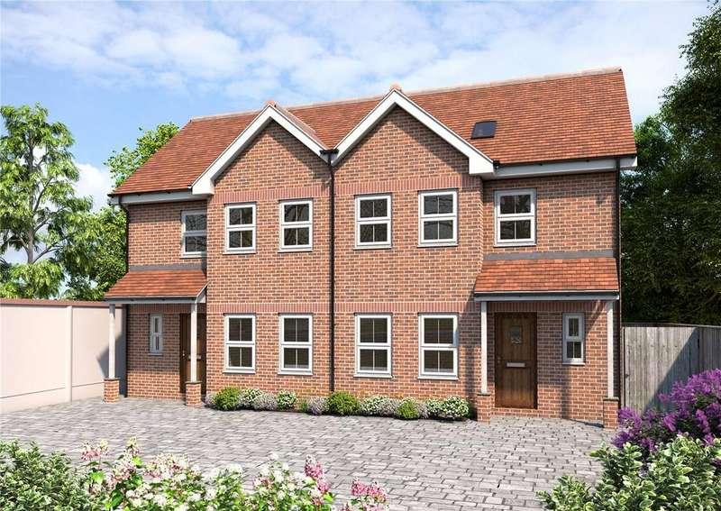 4 Bedrooms Semi Detached House for sale in Park Lane, Thatcham, Berkshire, RG18