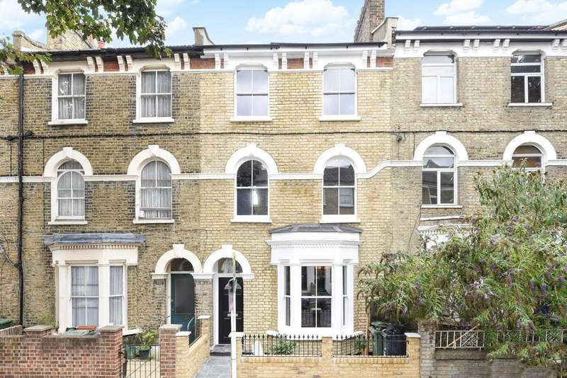 5 Bedrooms Terraced House for sale in Dalyell Road, Brixton