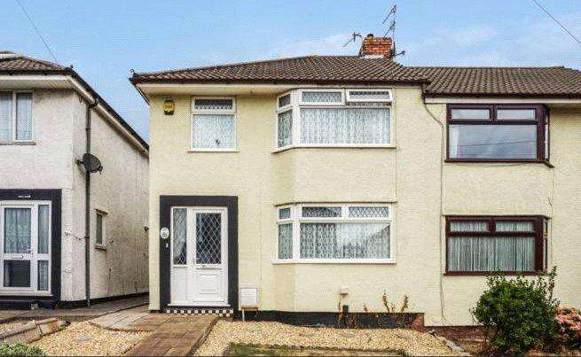 3 Bedrooms End Of Terrace House for sale in Whitchurch Road, Bishopsworth, BRISTOL, BS13