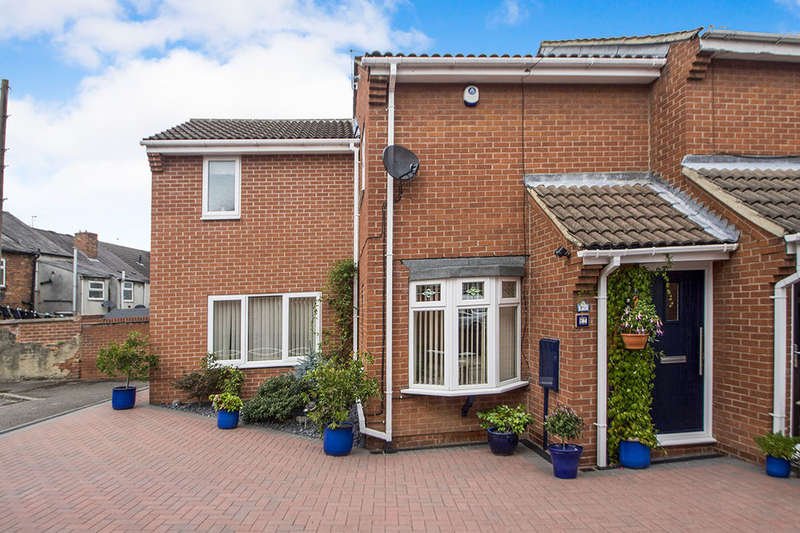 3 Bedrooms Semi Detached House for sale in Chalons Close, Ilkeston, DE7
