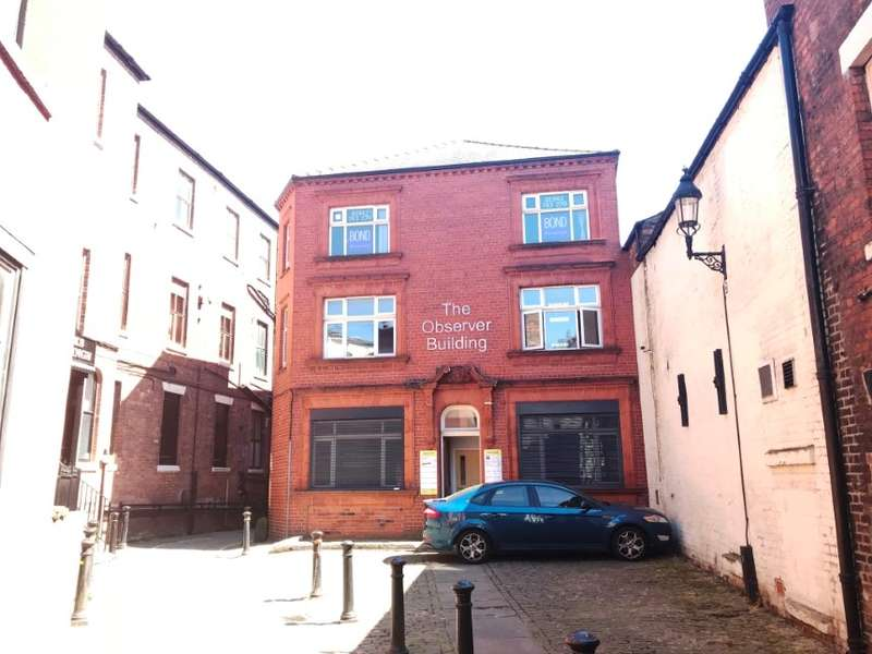 Commercial Property for sale in Observer Buildings, Rowbottom Square, Wigan, Lancashire