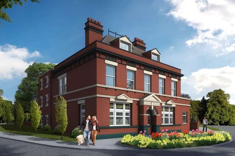 2 Bedrooms Flat for sale in Bow Garrett Brinksway, Stockport, SK3