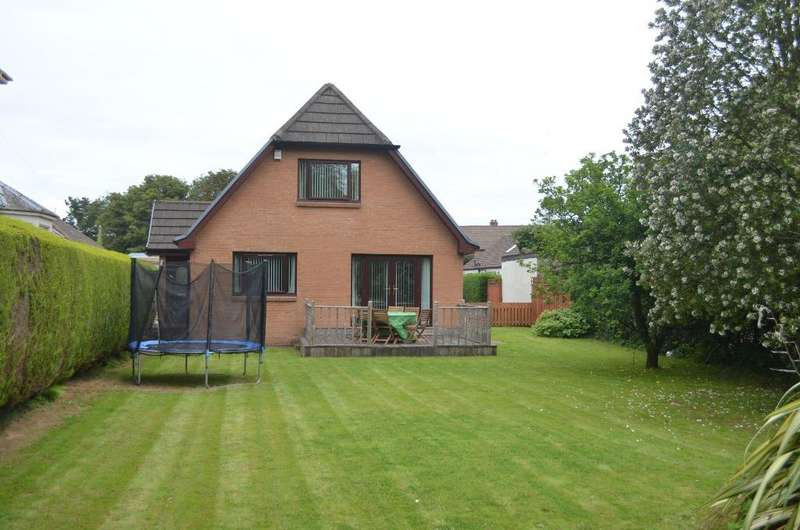 4 Bedrooms Detached House for sale in East Clyde Street, Elmbrook, Helensburgh, Argyll Bute, G84 7AU