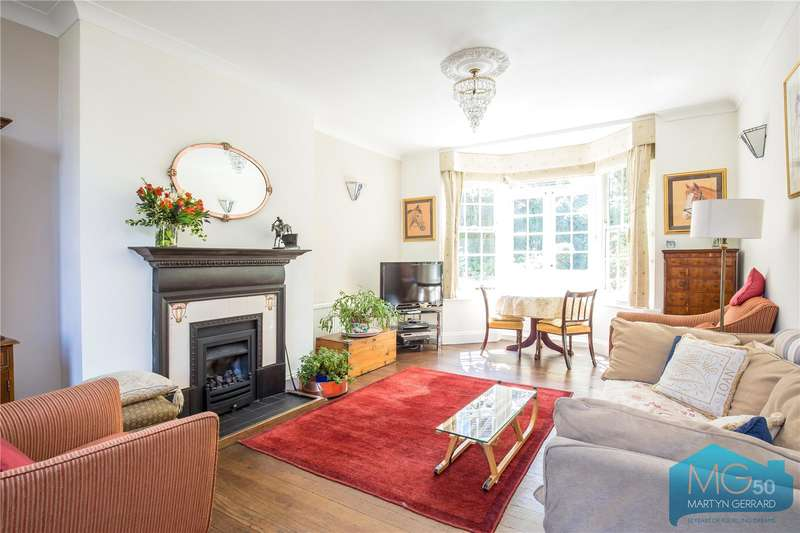 4 Bedrooms Semi Detached House for sale in Richmond Road, New Barnet, Hertfordshire, EN5