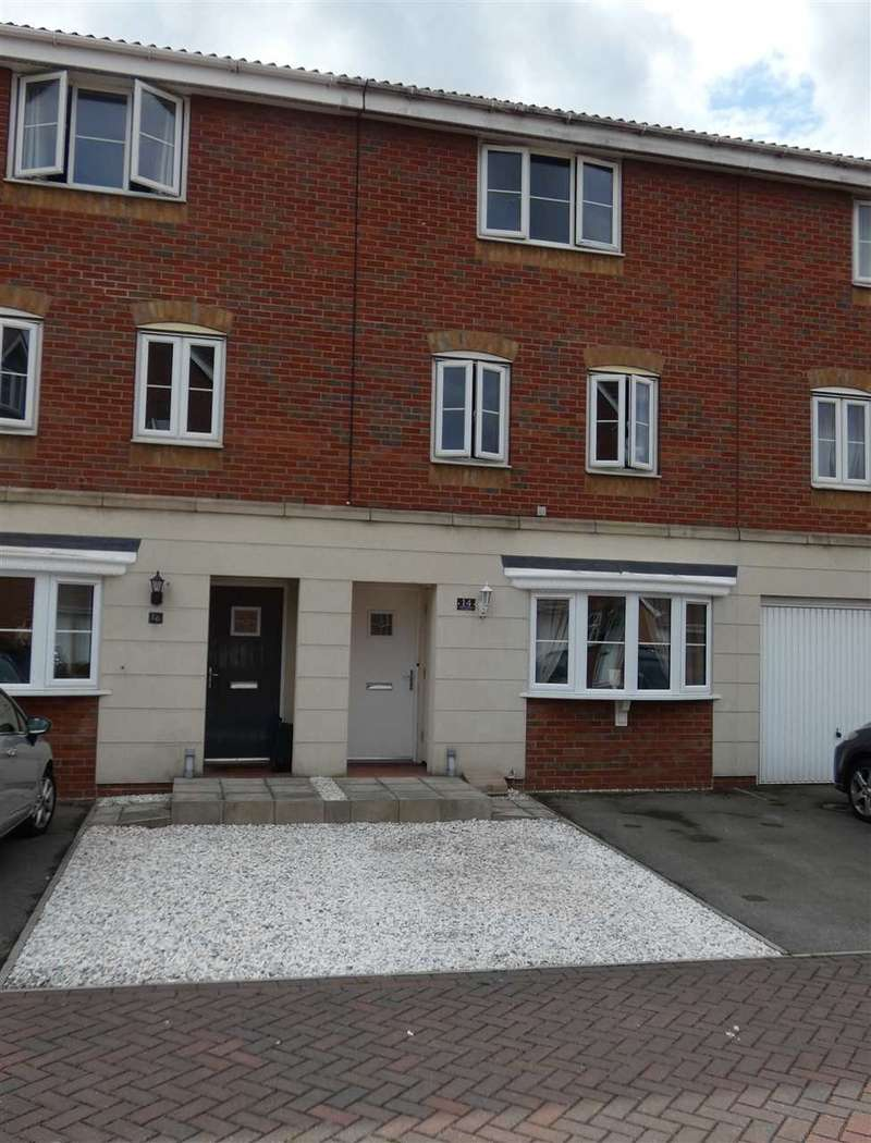 4 Bedrooms Town House for sale in Curlew Croft, Scunthorpe