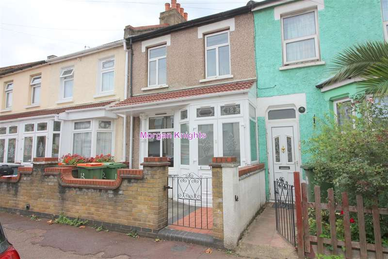 3 Bedrooms Terraced House for sale in Marlborough Road, Forest Gate E7