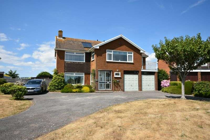 4 Bedrooms Detached House for sale in FOXHOLES HILL, EXMOUTH