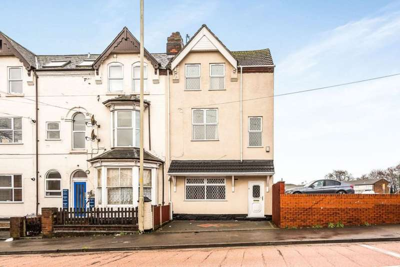 5 Bedrooms Property for sale in Wellington Road, Dudley, DY1