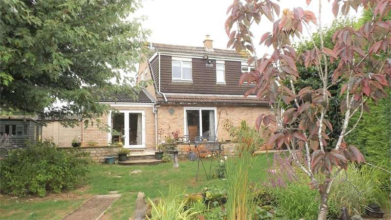 4 Bedrooms Detached House for sale in 20 Melbourne Drive, Stonehouse, Gloucestershire