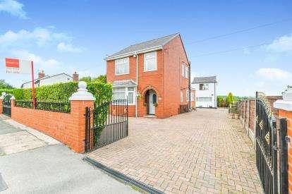 3 Bedrooms Detached House for sale in Ashton Road, Golborne, Warrington, Greater Manchester