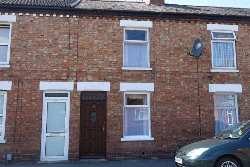 2 Bedrooms Terraced House for sale in Ramnoth Road, Wisbech, Cambs, PE13 2JA