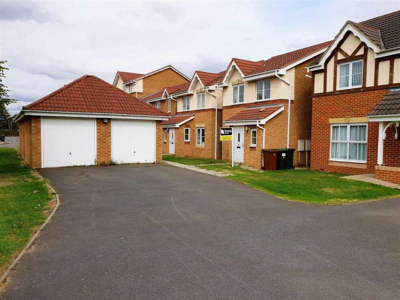3 Bedrooms Detached House for sale in Ermine Court, Bracebridge Heath