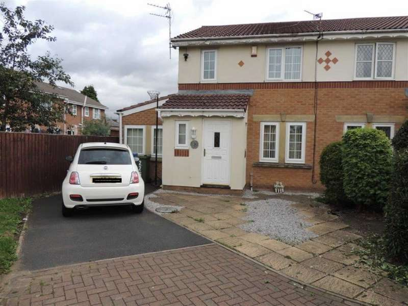 4 Bedrooms Semi Detached House for sale in Manor Road, Droylsden, Manchester