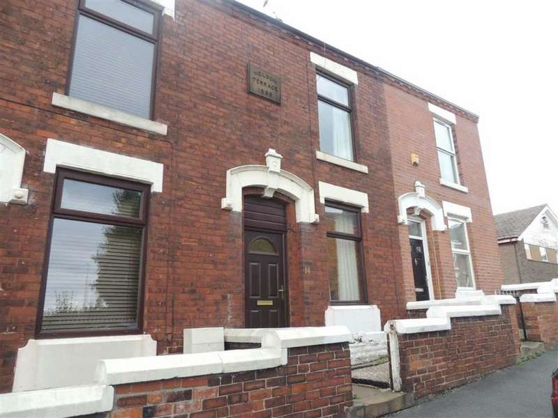 2 Bedrooms Terraced House for sale in Zetland Street, Dukinfield