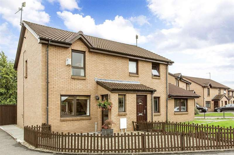 3 Bedrooms Semi Detached House for sale in 71 Hardgate Drive, Sheildhall, Glasgow, G51