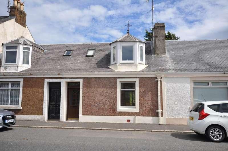 1 Bedroom Terraced House for sale in 19 Glendoune Street KA26