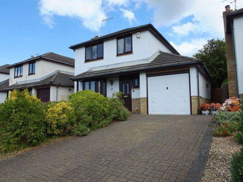 4 Bedrooms Detached House for sale in Plas Derwen View, Abergavenny