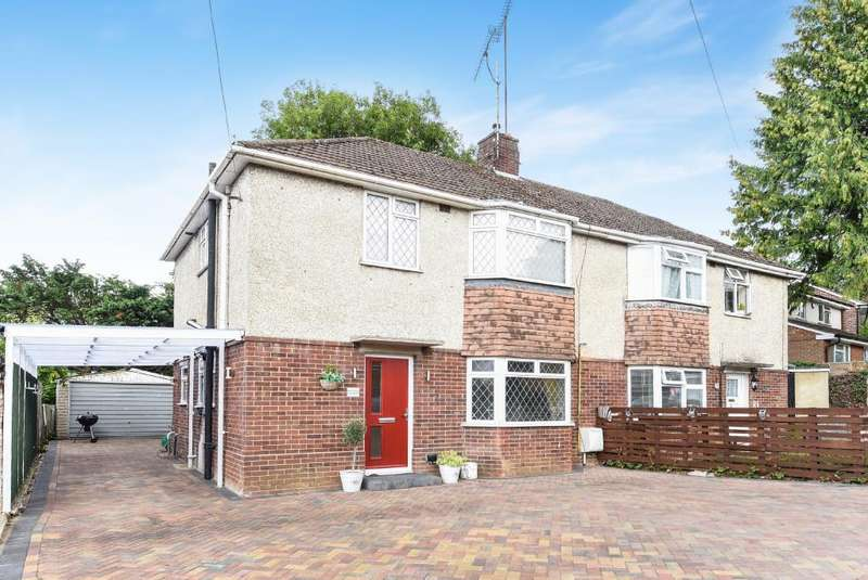 3 Bedrooms House for sale in Eastern Avenue, Reading, RG1